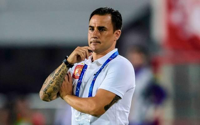 Fabio Cannavaro gewann seine erste Meisterschaft als Trainer