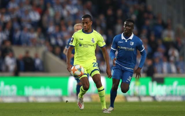 Der 1. FC Magdeburg rettet gegen den MSV Duisburg zuhause einen Punkt