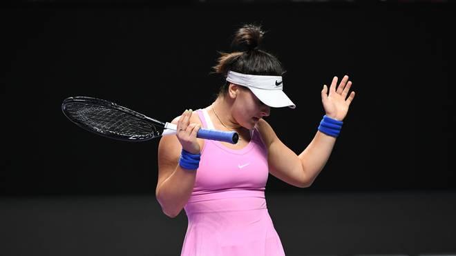 Bianca Andreescu gewann im Vorjahr die US Open