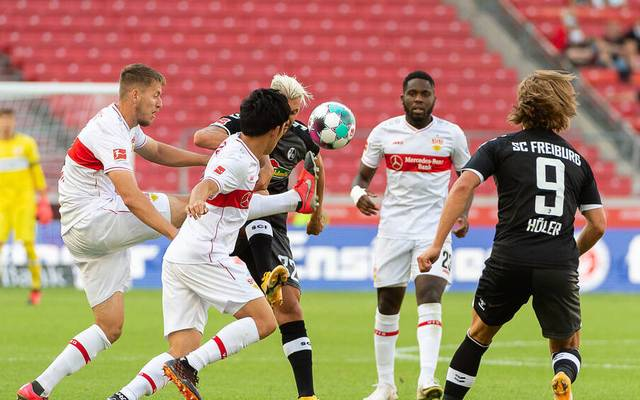 Der VfB Stuttgart bekommt es mit dem SC Freiburg zu tun