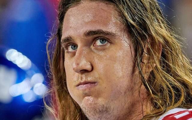 Chad Wheeler wurde von seinem NFL-Team entlassen