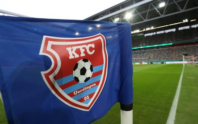 KFC Uerdingen ist in der 3. Liga vom Abstieg bedroht