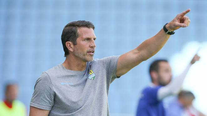 Patrick Glöckner trainierte zuletzt den Chemnitzer FC