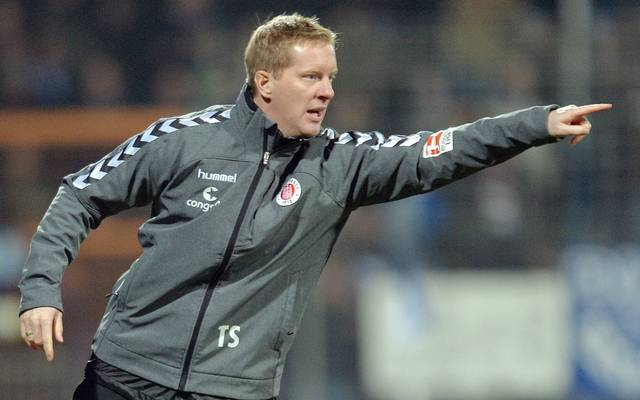 Timo Schultz will bei St. Pauli für die Zukunft stehen