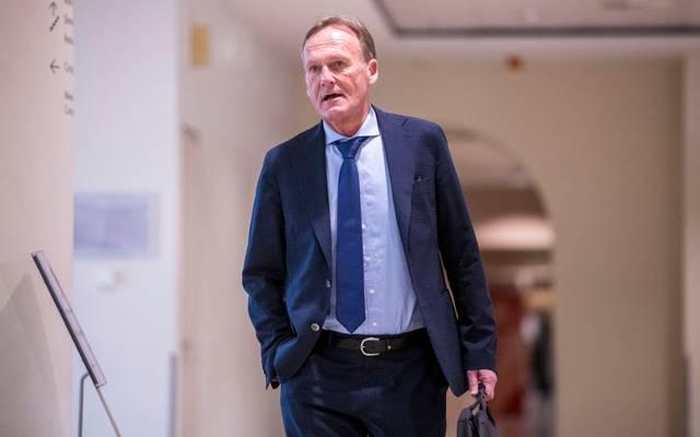 Hans-Joachim Watzke ist Vorstandsvorsitzender des BVB