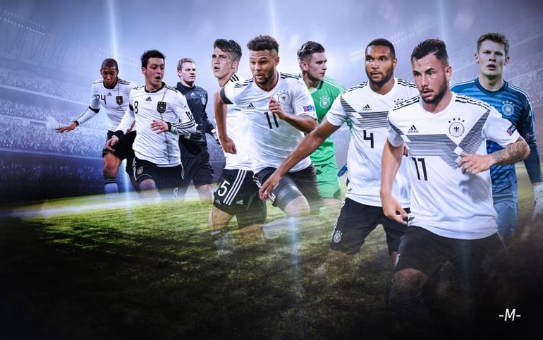 Die deutsche U21 steht bei der EM in Italien und San Marino im Halbfinale. Schafft sie auch das Kunststück der Teams von 2009 und 2017, die den Titel gewinnen konnten? SPORT1 vergleicht die Anfangsformationen der damaligen Finals mit der Startelf 2019