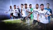 Die U21 des DFB im Vergleich: 2009 vs. 2017 vs. 2019
