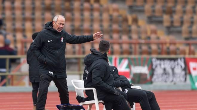 Reiner Maurer führte Türkgücü München an die Spitze der Regionalliga Bayern