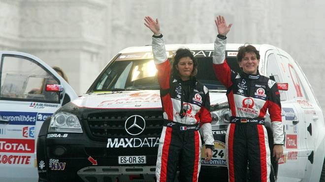 Ellen Lohr setzt sich für mehr Frauen im Motorsport ein