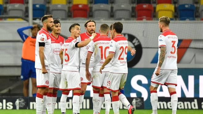 Fortuna Düsseldorf könnte es in der Relegation womöglich mit dem Dritten der 2. Bundesliga zu tun bekommen