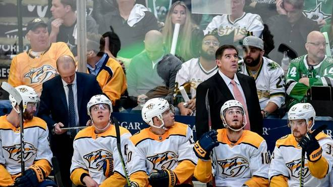 Laviolette neuer Trainer der Washington Capitals