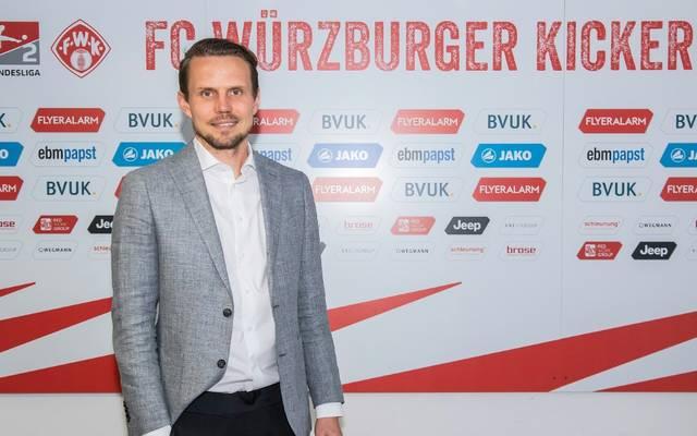 Sebastian Schuppan ist nun im Management der Würzburger