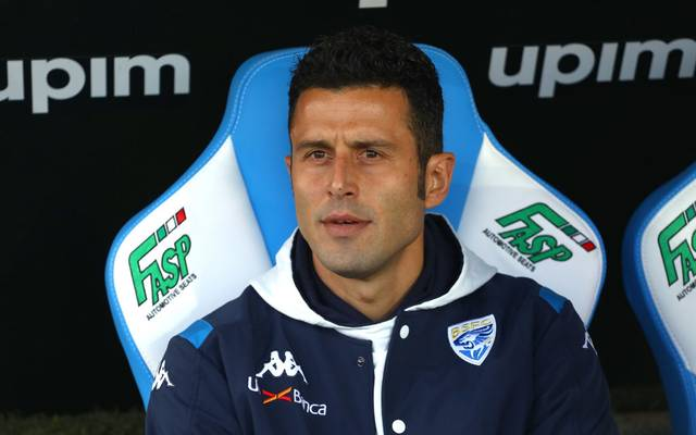Brescia Calcio gibt Coach Fabio Grosso den Laufpass