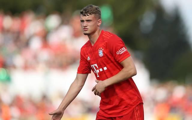 Michael Cuisance erzielte zuletzt den Siegtreffer für die kleinen Bayern