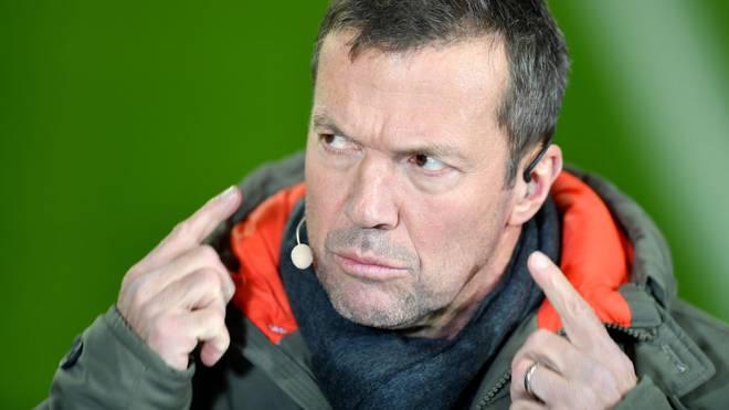 Lothar Matthäus ist derzeit nicht besonders gut auf den DFB zu sprechen