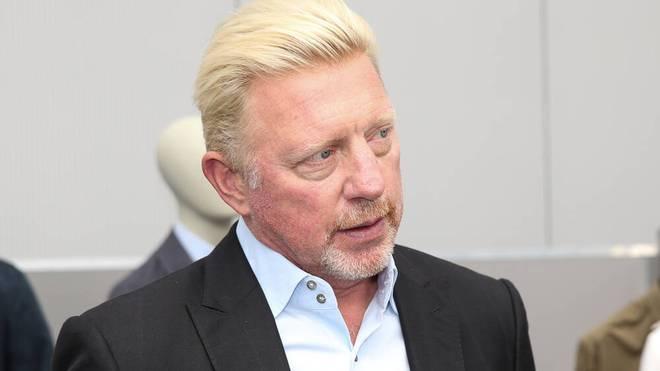 Boris Becker gewann 1989 Wimbledon