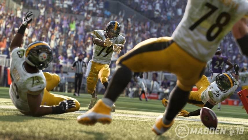 Am 10. August kommt die neue Version des EA-Klassiker Madden NFL in die Läden - zum bereits 30. Mal seit 1988 - und einmal mehr dürfen sich die Football-Fans rund um die Welt auf einige Neuerungen freuen