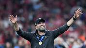 Trainer Jürgen Klopp wurde für den best FIFA Football Award nominiert
