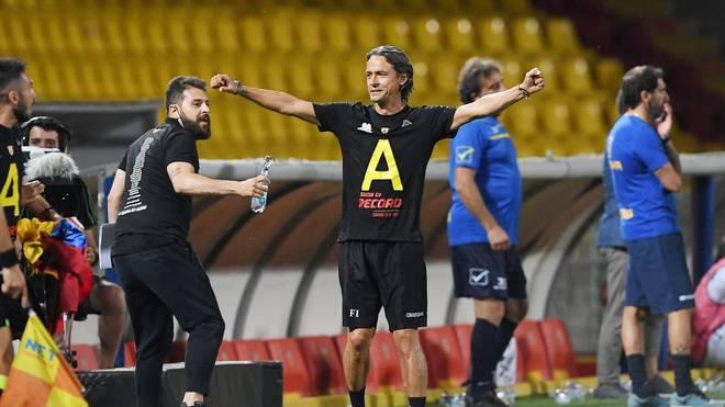 Filippo Inzaghi kehrt in die Serie A zurück