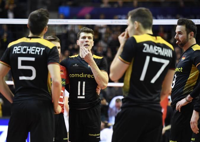 Die deutschen Volleyball-Teams haben die Qualifikation für die Olympischen Spiele 2020 in Tokio verpasst. Sowohl Männer als auch Frauen verloren das Finale des letzten Quali-Turniers Anfang Januar
