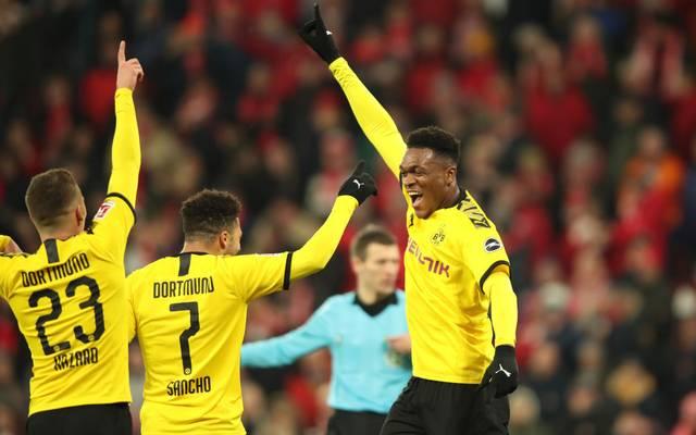 Der BVB hofft auch zum Jahresausklang auch gegen die TSG Hoffenheim wieder jubeln zu können