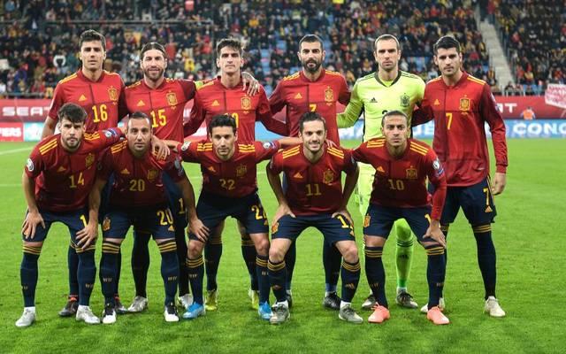 Spanien gegen Deutschland fiel wegen der Coronakrise aus