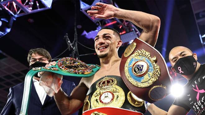 Teófimo Lopez Jr. hat die Box-Welt im Sturm erobert