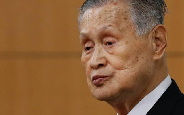 Mori war nach sexistischen Aussagen in die Kritik geraten
