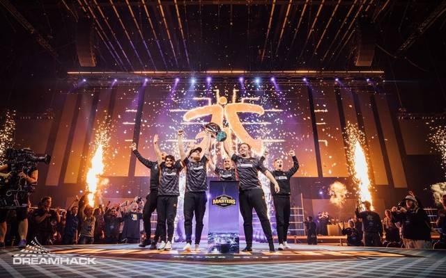Das CS:GO Team von Fnatic konnte die Dreamhack Masters Malmö 2019 gewinnen.