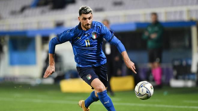 Vincenzo Grifo hat bislang vier Länderspiele für Italien absolviert