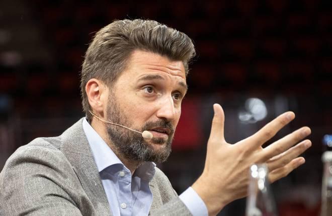 Marko Pesic ist Geschäftsführer bei den Basketballern des FC Bayern