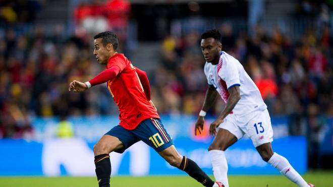 Thiago Alcantara ist mit Spanien Gegner des DFB-Teams
