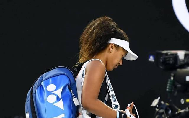 Naomi Osaka tritt das Finale gegen Victoria Azarenka nicht an