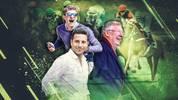 Pferdenarren: Claudio Pizarro, Thomas Müller, Sir Alex Ferguson