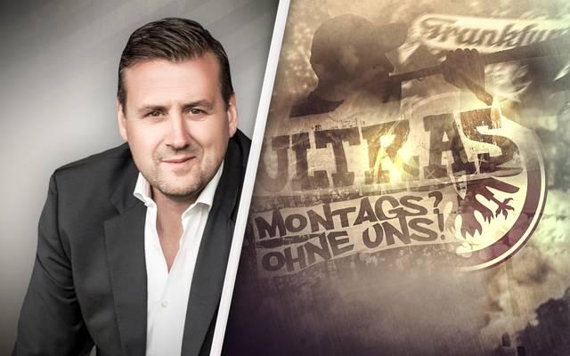 SPORT1-Chefredakteur Pit Gottschalk kommentiert den Protest der Frankfurter Ultra-Fans