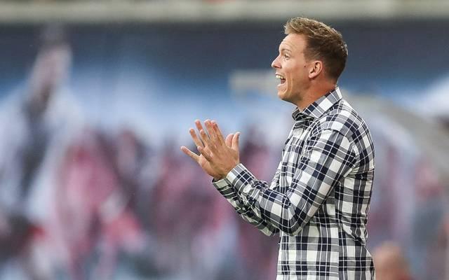Julian Nagelsmann möchte gegen Werder Bremen rotieren