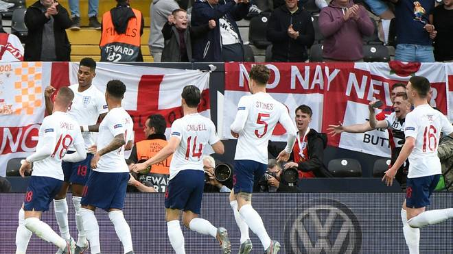 England gegen Island findet im Wembleystadion statt