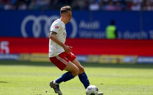 Adrian Fein will mit dem HSV die Tabellenführung verteidigen