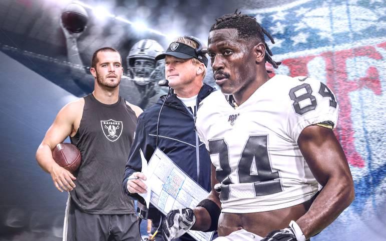 Die NFL-Preseason ist in vollem Gange, die Teams bereiten sich mit Hochdruck auf die kommende Spielzeit vor. Diese beginnt am 5. September. Zeit für SPORT1, die spektakulärsten Teams der NFL zu beleuchten. Den zweiten Teil der Serie bilden die Oakland Raiders