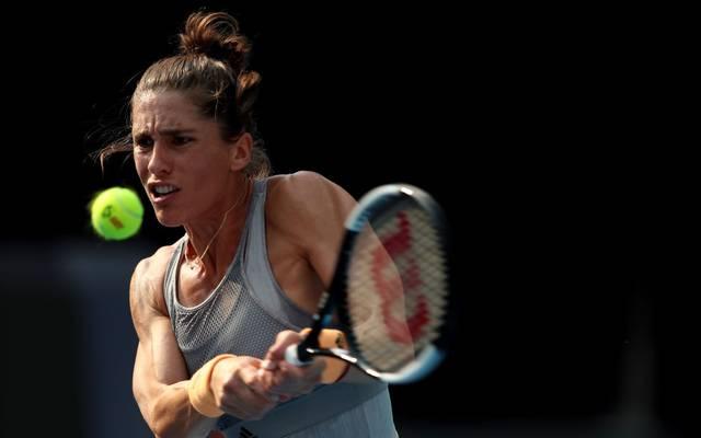 Andrea Petkovic will 2021 noch einmal auf die WTA-Tour zurückkehren