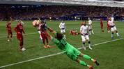 Der FC Liverpool und die Tottenham Hotspur im Finale der Champions League