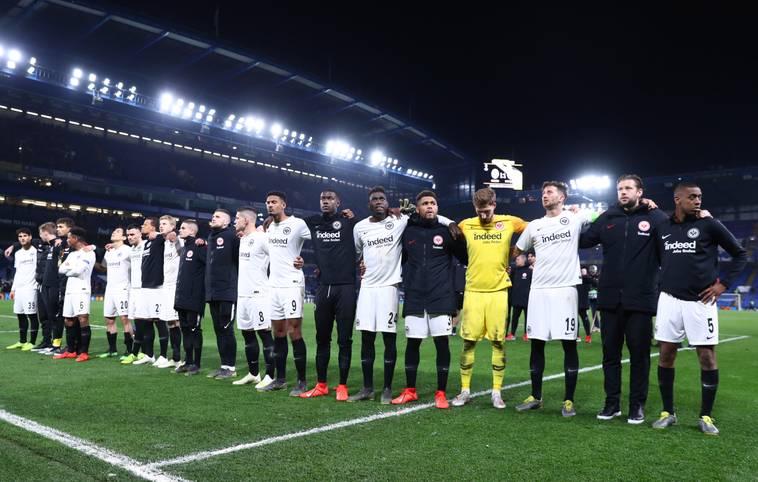 Die Eintracht konnte sich nicht mit dem Europa-League-Finale belohnen. Nach dramatischen 120 Minuten hatte der FC Chelsea das nötige Glück auf seiner Seite und ließ eine enttäuschte Frankfurter Mannschaft zurück