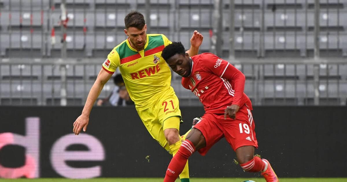 Bundesliga, FC Bayern: Verdribbelt sich Davies ins BVB-Aus? - SPORT1