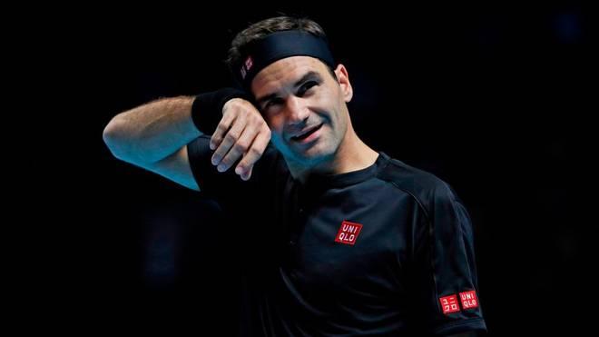 Roger Federer startet mit einer Pleite in die Finals