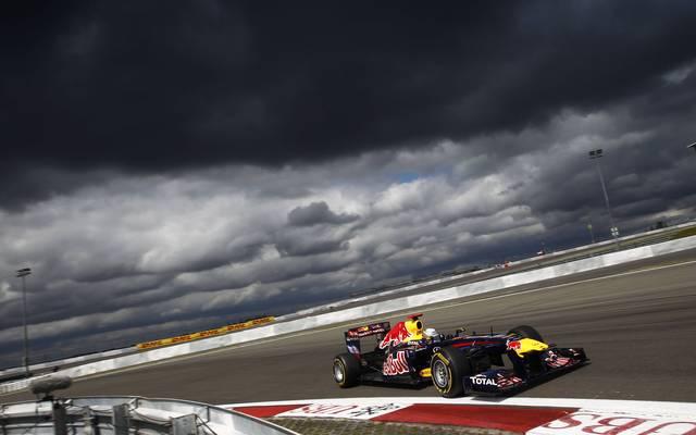 Der Nürburgring ist bekannt für unbeständige Wetterverhältnisse
