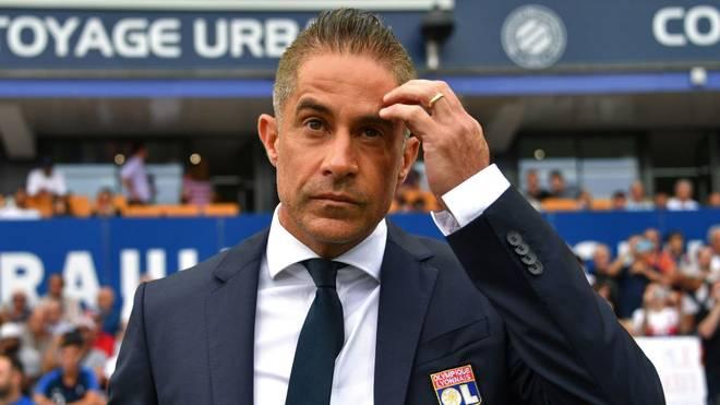 Sylvinho ist nicht länger Trainer von Olympique Lyon
