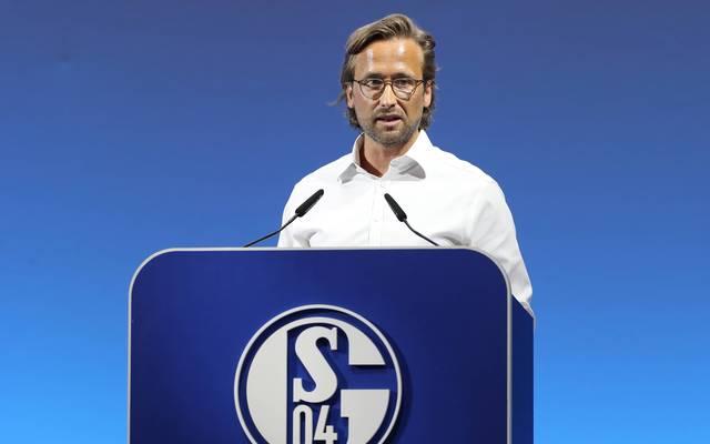 Matthias Rüter stellte sich bereits 2019 zur Wahl für einen Platz im Aufsichtsrat