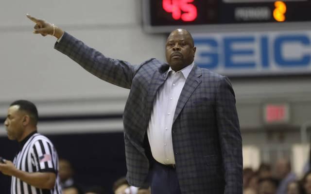 Patrick Ewing hatte jüngst großen Erfolg als Trainer der Georgetown Hoyas
