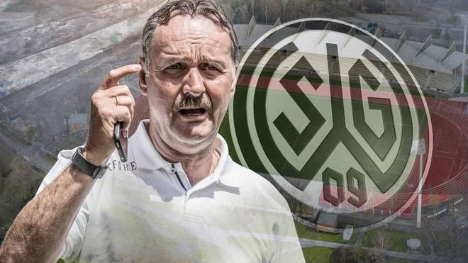 Peter Neururer ist seit März 2019 Sportdirektor in Wattenscheid