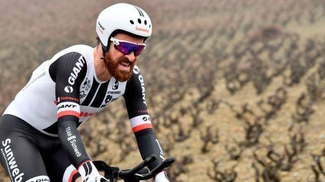 Simon Geschke rechnet fest mit einem Start der Tour de France im September